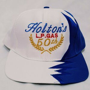 Holton's L.P. Gas 50th Cap Hat One size fits all
